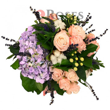 "Flowers in a Box ""Fortella"""