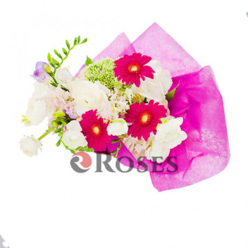 """Bouquet """"Her smile"""""""