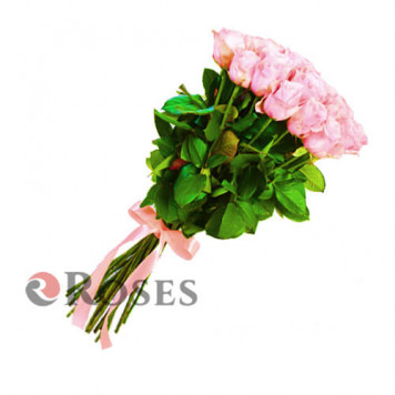 Pink Avalanche 25 roses