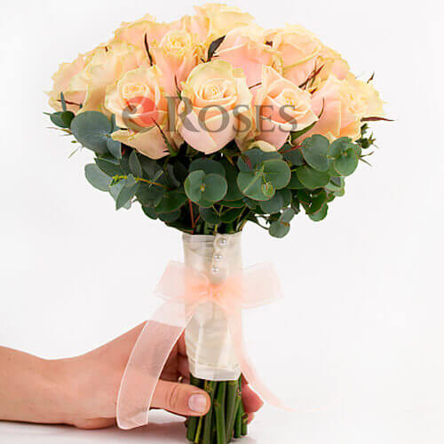 "Wedding bouquet  ""Lima"""